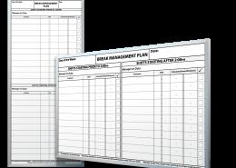 Aldi Break Management Plan