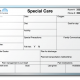 Beloit Health Systems Special Care Dry Erase Board