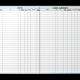 CJD Group Sales/Listing Tracker Dry Erase Board