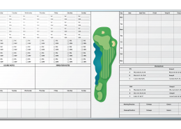 Four Seasons Resort and Club Golf Course Maintenance Chart