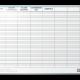KBE Building Restoration Data Tracking Dry Erase Board