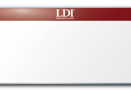 LDI Norcross Logo Dry Erase Board