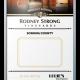 Rodney Strong Vineyards Wine Listing Dry Erase Board