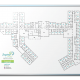 Validus Senior Living Facility Layout Dry Erase Board